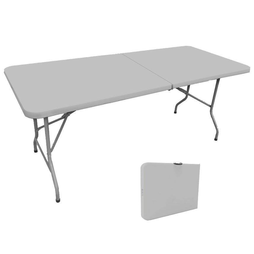 Kokoontaittuva pöytä harmaa