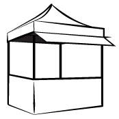 Teltta tarvikkeet